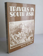 Travels in South Asia 1979 Kaul Bibliography Travel Books About India Burma