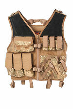 TACTICAL POLICE AND MILITARY VEST PENCOTT BADLANDS