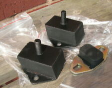 MG Midget Austin Healey Sprite A35 A40 Set of 3 Gearbox Rubber Mounting Bushes