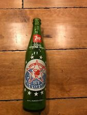 1978 San Diego Padres MLB All-Star Game 7UP Bottle