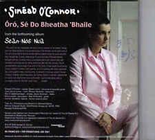 Sinead O Connor-Oro Se Do Bheatha Bhaile Promo cd single