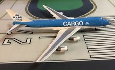 "KLM Cargo Boeing 747-400ERF PH-CKA ""Martinair"" logo 1/400 scale diecast Phoenix"