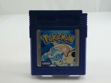 POKEMON BLUE  ORIGINAL NINTENDO GAMEBOY RETRO VINATGE GB300 1