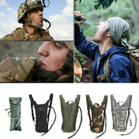 Back Camel 3L Water Bladder Hydration Backpack Pack Outdoor Hiking Camping Bag