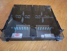 Corning CCH-01U Fiber Panel WITH 2 x  fibre LC OM4 ADAPTORS 48 FIBRE CCH 1U