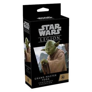 PREORDER Star Wars Legion Grand Master Yoda Commander Expansion