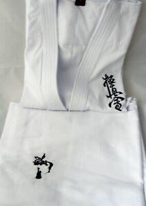 kimono kyokushin karaté ichigeki white or ivory 14Oz all size