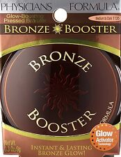 Physicians Formula Bronze Booster Glow Boosting Pressed Bronzer Medium-Dark 1135