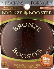 Physicians Formula Bronze Booster Glow-Boosting Pressed Bronzer Medium/Dark 1135