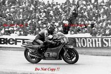 Barry Sheene Suzuki RG500 World Championship Season 1978 Photograph 1