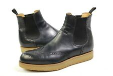 LOUIS VUITTON boot chelsea Made in Italy UK7 M / US8 / 41 men shoes  boots