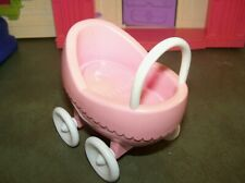 Litttle Tikes Doll House Baby Buggy Pink