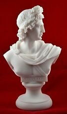 Apollo Βust greek statue light music god NEW Free Shipping - Tracking