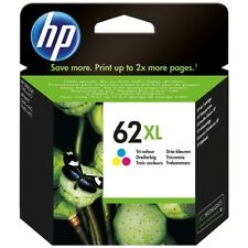 HP #62XL Color Ink Cartridge C2P07AN GENUINE NEW