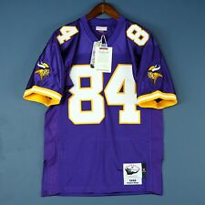 100% Authentic Randy Moss Vikings Mitchell & Ness NFL Jersey Size 36 S Small