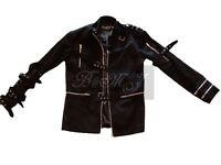 M L MJ THRILLER Wolf wool Jacket Sz S XL //XXL//3XL