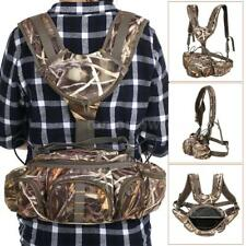 Outdoor Multifunctional Climbing Camouflage Bag Fishing Hunting Fanny Pack K7N7