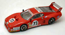 Ferrari 512 Bb #73 49th Lm 1982 Henn / Lanier / Morin 1:43 Model BEST MODELS