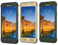 Samsung Galaxy S7 Active G891A AT&T GSM Unlocked Fair - 32GB Gold LCD GHOST SL43