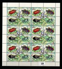/ SOMALIA - MNH - NATURE - BUGS - INSECTS - PLANTS - 1995