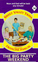 The Big Party Weekend (Sweet Valley Twins), Suzanne, Jamie , Acceptable | Fast D