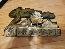 Shelia's wooden collectibles The Journey Begins OZ002 The  Wizard of Oz