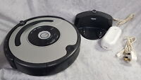 iRobot Roomba 560 Robot Vacuum Cleaner with Dock and Power Supply ONLY Grade C