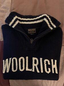 Maglione Woolrich Uomo Usato Taglia XL