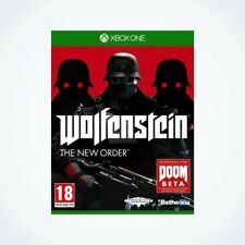 WOLFENSTEIN : The New Order sur XBOX ONE / Neuf / Sous Blister / Version FR