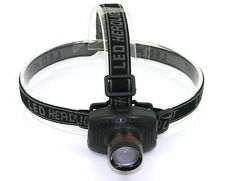 WO NEW Q5 500 Lumen LED 3-Mode Zoomable US Headlamp Head torch Light Lamp