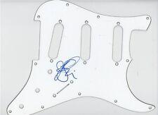 Jessica Simpson SIGNED AUTOGRAPH Guitar Plate AFTAL UACC RD