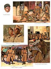 Publicité ancienne les troupes coloniales 1940  issue de magazine