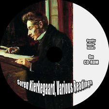 Soren Kierkegaard, Various Readings, by Various, MP3 AudioBook 1 CD