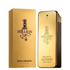 One *1* Million Paco Rabanne Men 6.7 oz 200 ml Eau De Toilette Spray Nib Sealed