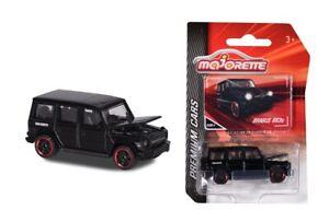 Majorette Brabus B63s Black