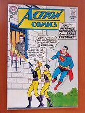 Dc Action Comics, Vol. 1 # 315 ( Aug. 1964) Juvenile Deliquents