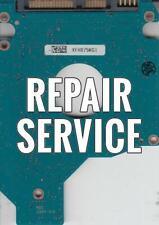 Repair For  MK5065GSX, A0/GJ002H, HDD2H82 S ZL01 T, G002641A, Toshiba SATA 2.5 P