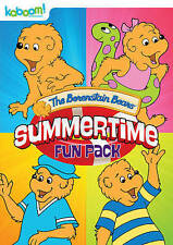 THE BERENSTAIN BEARS: SUMMERTIME FUN PACK (NEW DVD)