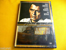 EL HOMBRE DEL BRAZO DE ORO - Frank Sinatra / Otto Preminger - Precintada
