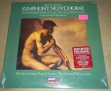 Schmidt-Isserstedt/Sutherland BEETHOVEN Symphony No.9 - London JL 41004 SEALED