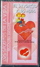 El divorcio y los hijos. Peter Mayle y Arthur Robins. Educacion  infantil.