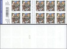 Belgium 2008 - Imperforate Booklet - Mint Stamps Christmas D1750