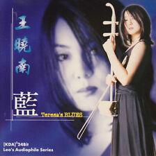 Teresa Wang Xiao Nan 王曉南: [1999 Wave Production Co. Ltd.] 藍 (Teresa's Blues)  CD