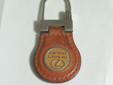 Lexus Leather Keychain, (#1413) (**)