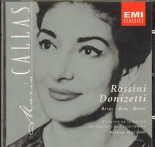 Maria Callas(CD Album)Rossini/ Donizetti Arias-New