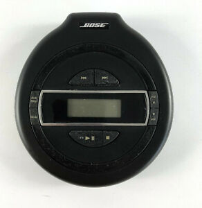 Bose PM-1 Portable Compact Disc CD Player - *** SCREEN DISPLAY BAD ***