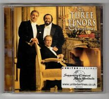 (GZ633) Various Artists, The Three Tenors Christmas - 2000 CD