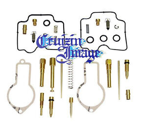 84-87 HONDA XL600 CARB REPAIR KITS CARBURETOR 2 KITS 20-XL600ACR