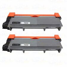 2PC TN660 Toner for Brother DCP-L2520DW DCP-L2540DW DCP-L2300D DCP-L2500D