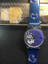 Swatch artist Special CORNEILLE Rare Limited Design Art GK206 Vive La Paix